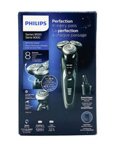 Philips Series 9000 Wet & Dry Electric Shaver S9531/27 With SmartClean System - $121.90