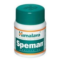 4 x Himalaya SPEMAN 60 Tablets Each Helpful in Improving Sperm Count & M... - $18.76