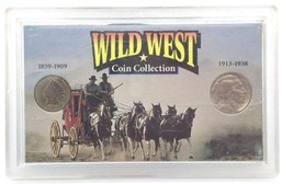 Wild West US Coin Collection Set of 2 coins - $20.00