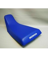 Honda TRX125 Seat Cover Fourtrax 1985 1986 in ROYAL BLUE or 25 colors (ST) - $34.95