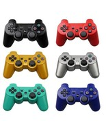 PS3 Wireless Bluetooth Game Controller 7 FARBEN PER PLAYSTATION 3 contro... - $24.19+