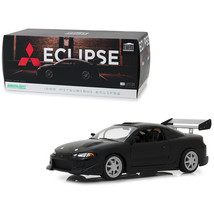 1995 Mitsubishi Eclipse Black 1/18 Diecast Model Car  by Greenlight 19040 - $74.81