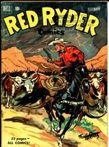 Red Ryder #80 1950-Dell-Little Beaver-Fred Harmon art-VG - $75.66