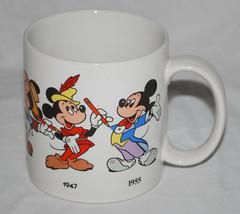 Walt Disney Mugs Applause 1986 Mickey Mouse #3095 Coffee Mug Tea Cup Vin... - $14.80