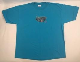 Champion 90s Vintage Cleveland Rockers Basketball Shirt XL Cavs Indians ... - $17.05