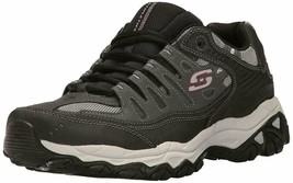 Skechers Afterburn Memory Foam M. Fit Men's Sport After Burn Sneakers Shoes - $44.37 CAD