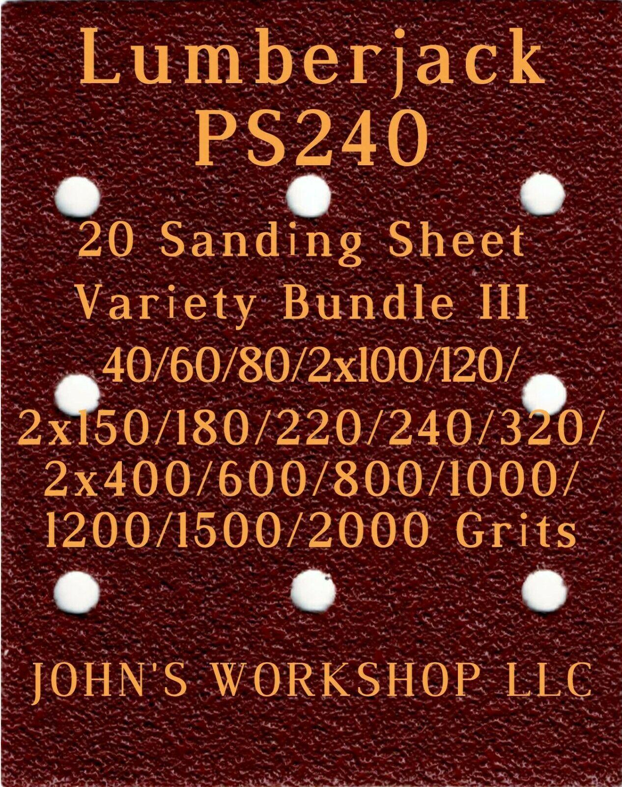 Build Your Own Bundle Milwaukee 6016-6 1//4 Sheet No-Slip Sandpaper 17 Grit