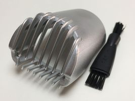 Hair Clipper For Philips Norelco BeardTrimmer COMB 7100 QT4050 1-18mm Silver - $12.99