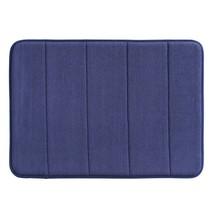 "InterDesign Soft Memory Foam Non-Slip Bath Mat (24"" x 17""), 3 Color Options - $15.95"