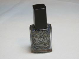 Avon Metallic Fringe Top Coat Jacquard Metal 0.4 fl oz nail polish mani pedi - $10.68