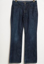 Gap Limited Edition Jeans 8L Blue Denim Boot Cut Dark Wash Womens - $17.81