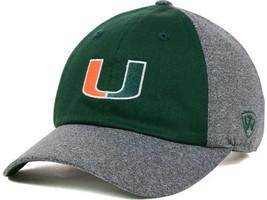 Miami Hurricanes Top of the World Women's Gem NCAA Logo Cap Hat - $18.99