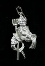"Vintage .925 Sterling Silver 5.6g "" AQUARIUS "" Naga Water Zodiac Sign Pe... - $14.93"