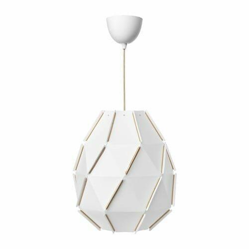 """IKEA SJÖPENNA Pendant lamp, oval,14 """""""