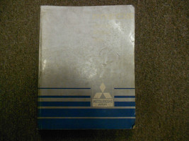 1989 Mitsubishi Precis Service Repair Shop Manual Factory Oem Book 89 Dealership - $15.01