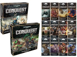 New Warhammer 40,000: Conquest LCG ULTIMATE COL... - $84.00
