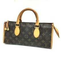 AUTHENTIC LOUIS VUITTON Monogram Popincourt Hand Bag M40009 - $460.00