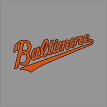 Baltimore Orioles #5 MLB Team Pro Sports Vinyl Sticker Decal Car Window Wall - $4.46+