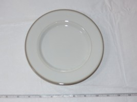 "Dansk Tivoli La Tulipe 1 Salad Bread Plate 7 1/8"" wide off white~ - $8.16"