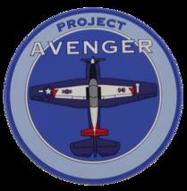 US Navy NAS Corpus Christi Project Avenger PVC Patch 3''  - $15.83