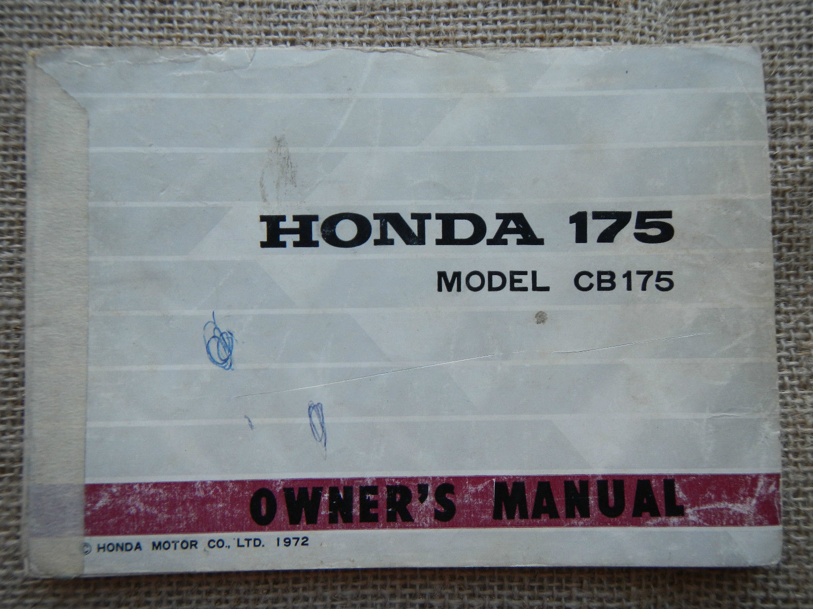 72 Cb175 Wiring Diagram Anything Diagrams 1982 Honda Cb450t Electrical 1972 Cb 175 K6 K 6 Owner And Similar Items Rh Bonanza Com 1974 Cb200 Bobber