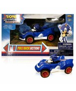Sonic All Stars Racing Pull Back Action - Sonic - $12.22