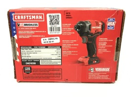 Craftsman Cordless Hand Tools Cmcf820b image 3