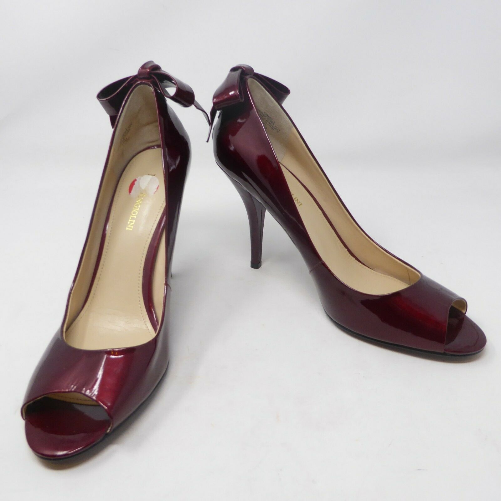 3061abe5aac NEW Enzo Angiolini Eamistle Red Open and 50 similar items