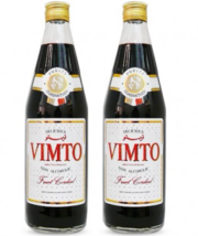 2 Bottles Vimto Cordial Concentrate Fruit Juice - $24.99