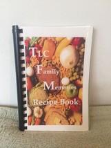 TLC Family Memories Recipe Book:Temple Lutheran Church Pennsauken NJ (20... - $10.88