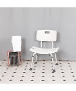 White Bath & Shower Chair - $55.00