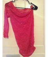 Women's Sexy Floral Light Lace1Shoulder Short Sides Lingerie G-String Dr... - $6.95