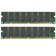 2x256 512MB Memory Dell OptiPlex GX240 1.6G SDRAM PC133 TESTED