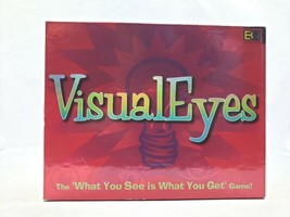 Word Game Visual Eyes Educational Home School Reading Language Arts Family Fun - $18.80