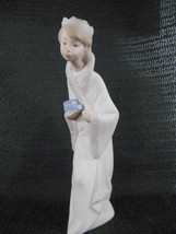 Lladro #4674 King Gaspar Bnib Nativity Rare Christmas $100 Off Free Shipping - $187.11