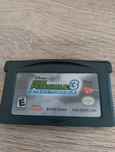 Nintendo Game Boy Advance GBA Disney's Kim Possible 3: Team Possible image 2