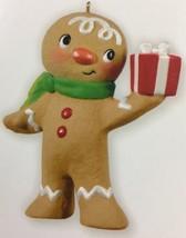 Hallmark Keepsake One Sweet Treat 2012 Gingerbread Christmas Ornament New - $8.90