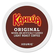 Kahlua Original, Single-Serve Coffee K-Cup Pods, Light Roast, 96 Count - $89.60