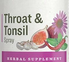 THROAT & TONSIL SPRAY Traditional Herbal Formula with Echinacea Garlic &... - $16.80+