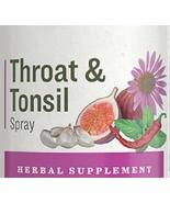 THROAT & TONSIL SPRAY Traditional Herbal Formula with Echinacea Garlic &... - $16.63+