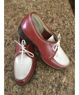 LADY SPALDING Vintage Golf Shoes SIZE 5.5 B - $26.43