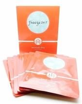 Freeze 24/7 Anti-Gravity Lifting 8 Face Masks Gel Mask Improve Fine Lines - $24.73