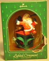 Hallmark: City Lights - Lighted Ornament - 1984 Holiday Ornament - $9.70