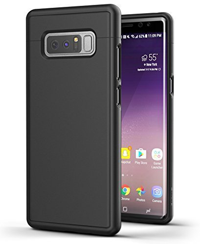 Used, Galaxy Note 8 Slim Case, Encased [SlimShield Edition] Ultra Thin Protective Grip for sale  USA