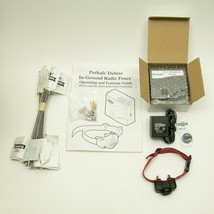 Petsafe Containment System Collar Item UL-250 and Receiver Item RF-1010 ... - $127.39