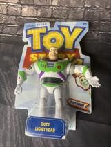 Toy Story 4 Disney Pixar Buzz Lightyear  Posable Action Figure - $18.50