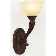 World Imports 1-Light Oxide Bronze Wall Sconce - $33.99