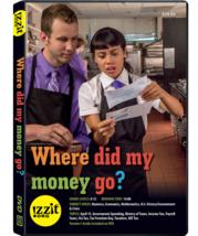 Where Did My Money Go? - $15.00