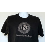 Ninkasi Brewing Perpetuate Better Living Beer T Shirt Mens Large Eugene ... - $21.73