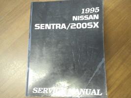 1995 nissan sentra 200sx service repair workshop oem factory manual book 95 - $89.76
